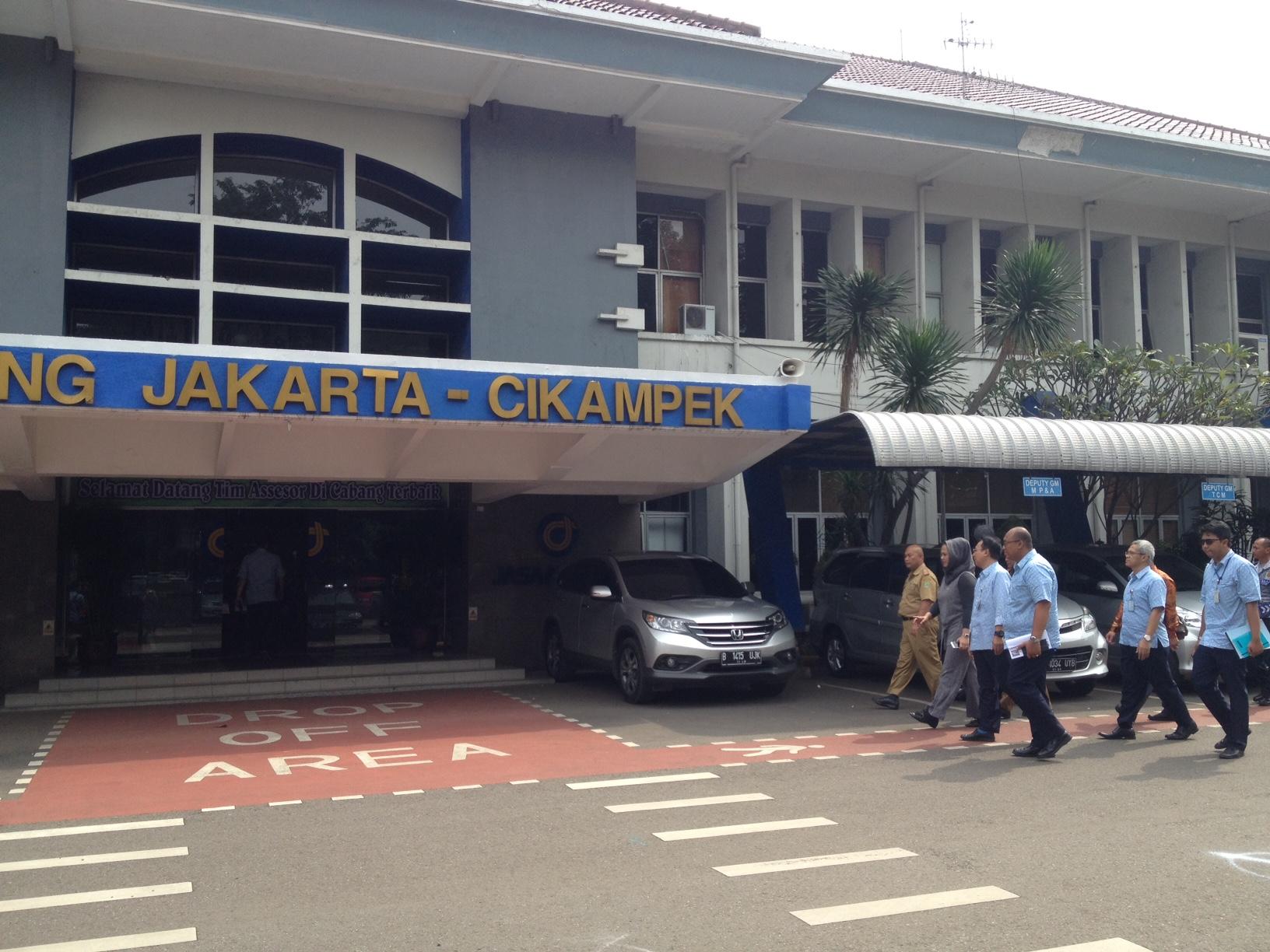 Tanyakan Nasib Exit Tol Cellica Datangi Kantor PT Jasa Marga Jakarta Cikampek Karawang Plus