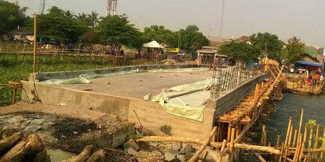Usia Jembatan Rp. 2, 3 Miliar Di Johar Ini Diprediksi Hingga 50 Tahun