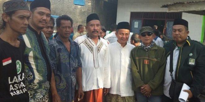 Warga Pertanyakan Bantuan Rp 1 Miliar di Desa Cikampek Timur