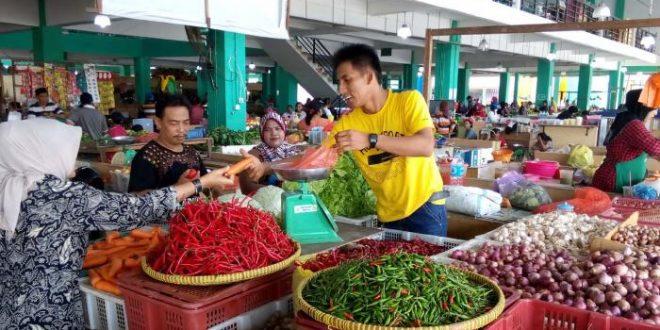 Polda Jabar Bidik Proyek Pasar Tirtajaya