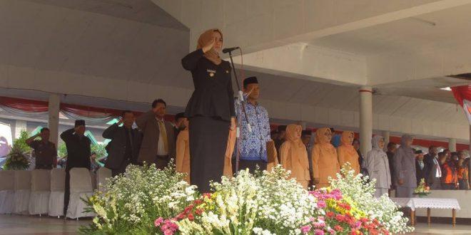 Ketua DPRD Karawang Hadiri Upacara Kesaktian Pancasila