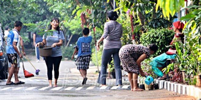 Ajak Masyarakat Peduli sampah, DLHK Gelar Lomba Kebersihan Antar Desa
