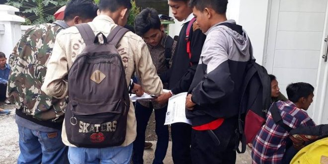 Calo Tenaga Kerja Gentayangan di Disnaker, Polisi Diminta Turun Tangan