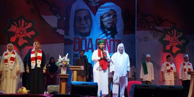 Doa Damai dari Karawang Untuk Indonesia