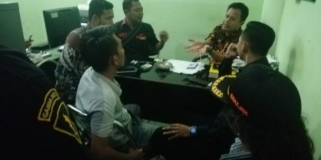 Pertanyakan Izin PT BIT, LSM Gibas Jaya Gruduk Kantor DPMPTSP