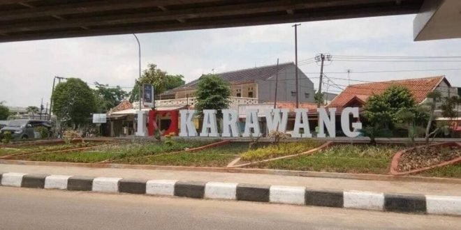 Taman I Love Karawang Jadi Kado Terindah Dipenghujung Tahun 2018