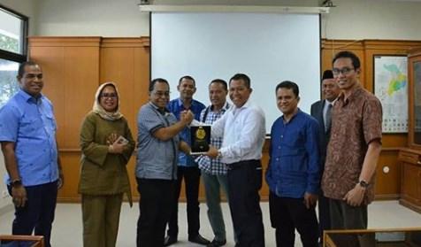 Ketua DPRD Karawang Terima Kunker DPRD Kota Ambon