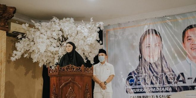 Cellica-Aep Mau Intensifkan Program Keagamaan di Karawang