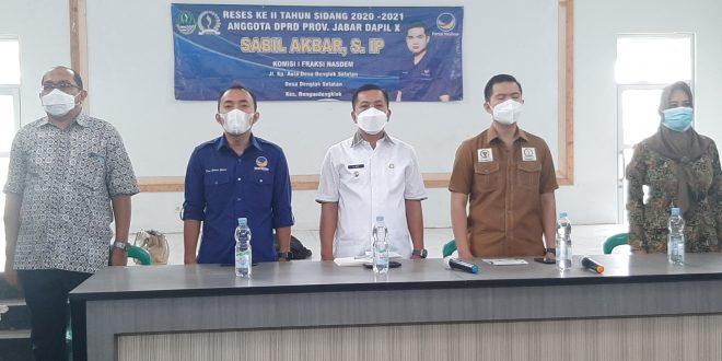 Dewan Provinsi Ini Sebut Jalan Tanjungpura-Dengklok Segera Diperbaiki